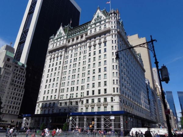 Plaza Hotel - New York