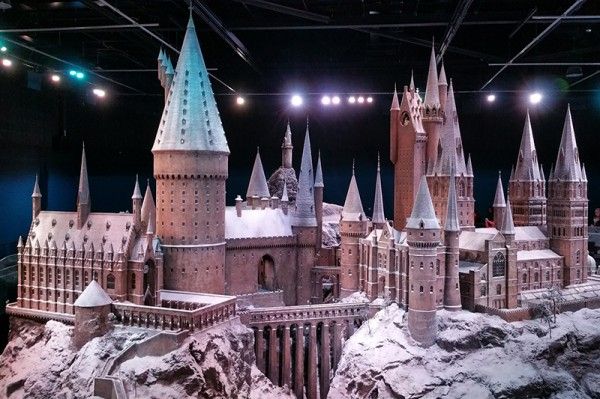 Ve studiích Warner Bros, Harry Potter - Londýn