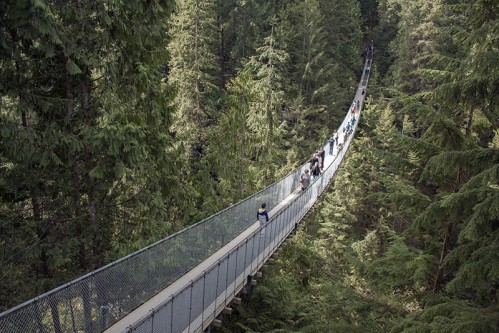 Most Capilano Vancouver