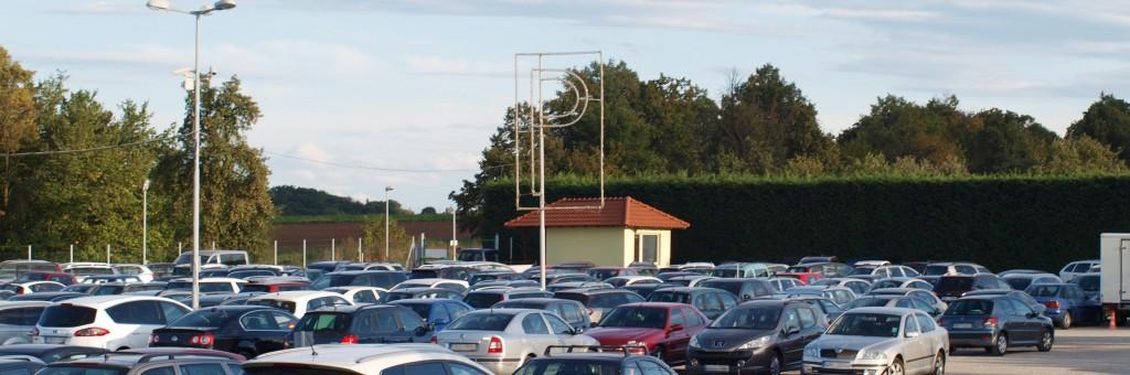 Levné parkování v centru prahy